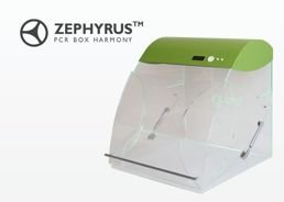 ZEPHYRUS PCR workstation